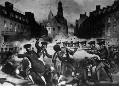 John Pufford (Boston Massacre) Art Poster Print