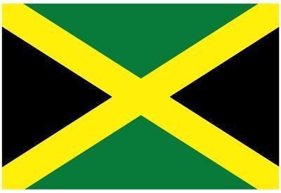 Jamaica National Flag Poster Print