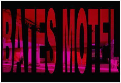 Psycho Movie (Bates Motel) Poster Print