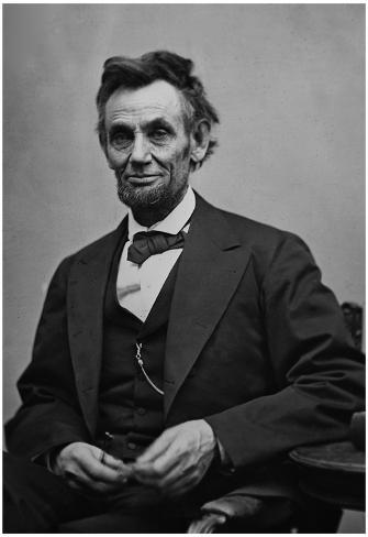 graphic relating to Printable Pictures of Abraham Lincoln titled Abraham Lincoln Seated via Alexander Gardner Archival Picture Poster Print