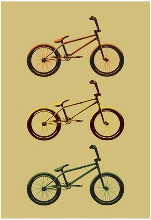 Bike Pop Art