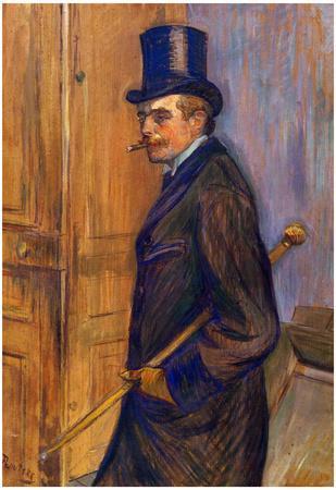 Henri de Toulouse-Lautrec Louis Pascal Art Print Poster