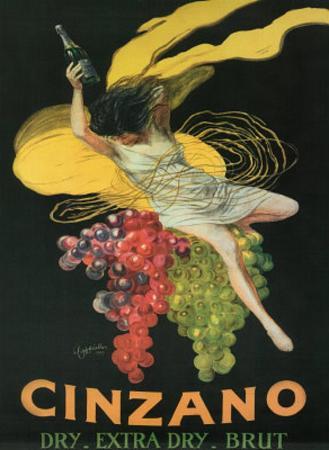 Leonetto Cappiello (Cinzano) Art Poster Print