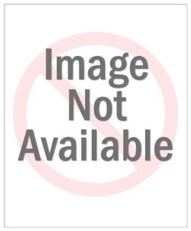 Jackie Robinson Kneeling Archival Photo Sports Poster Print