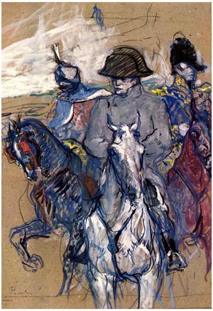 Henri de Toulouse-Lautrec Napoleon Art Print Poster