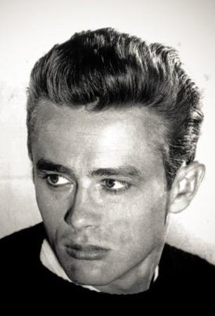 James Dean Head Shot Archival Photo Movie Poster Print