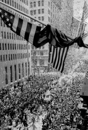 New York City NASA Parade Archival Photo Poster Print