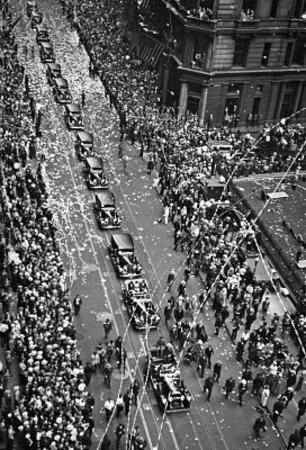 New York City Ticker Tape Parade 2 Archival Photo Poster Print