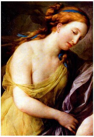 Raphael Perseus and Andromedar Detail Art Print Poster