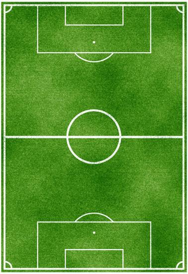 Soccer Field Sports Poster Print Prints At Allposters Com