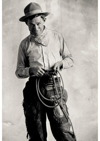 Will Rogers Pose Archival Photo Movie Poster Print