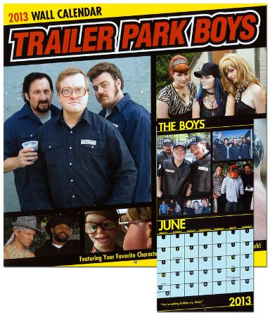 Trailer Park Boys - 2013 Calendar