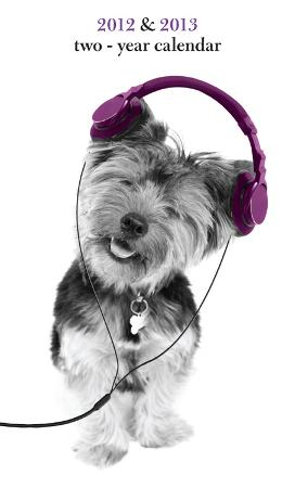 Doggy Glitz - 2013 2 Year Planner