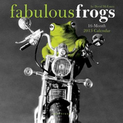 Fabulous Frogs - 2013 Mini Calendar