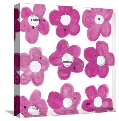 Emotional Ideas (Pink Flowers)
