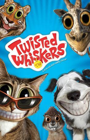 Twisted Whiskers - 2013 Weekly Planner Calendar