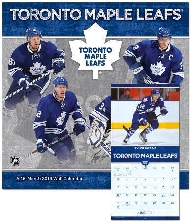 Toronto Maple Leafs - 2013 Calendar