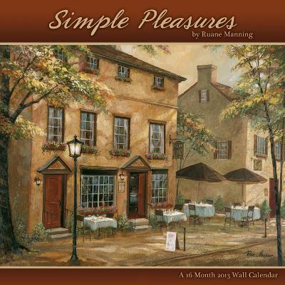 Simple Pleasures - Ruane Manning - 2013 Linen Calendar
