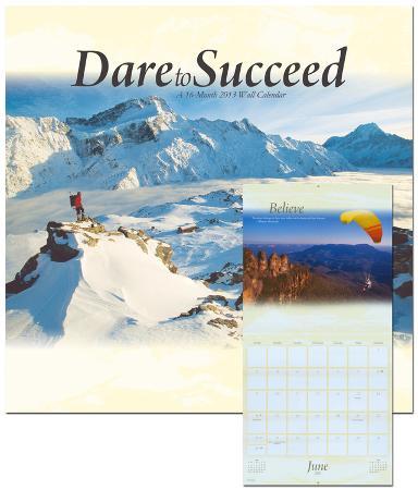 Dare to Succeed - 2013 Calendar