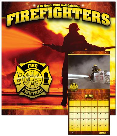 Firefighters - 2013 Calendar