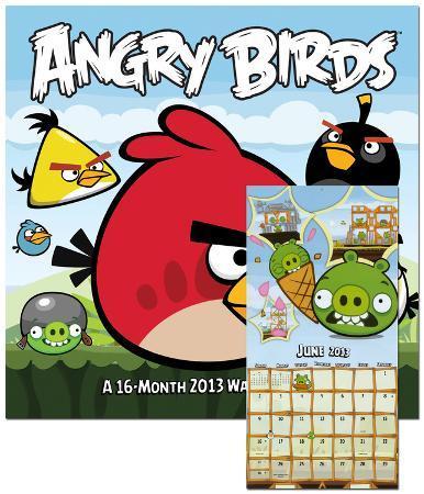 Angry Birds - 2013 Calendar