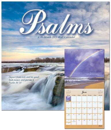Psalms - 2013 Calendar