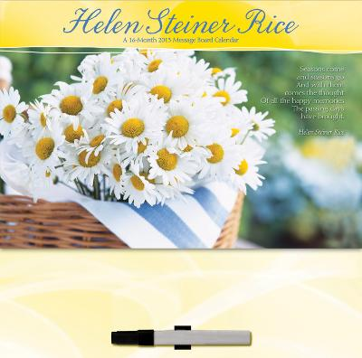 Helen Steiner Rice - 2013 Message Board Calendar