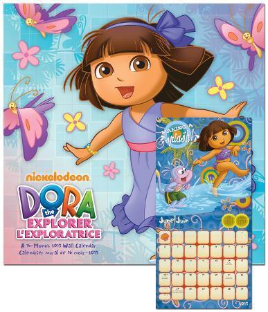 Dora the Explorer - 2013 Calendar