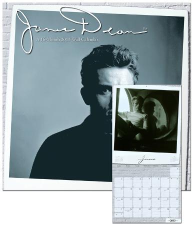 James Dean - 2013 Calendar