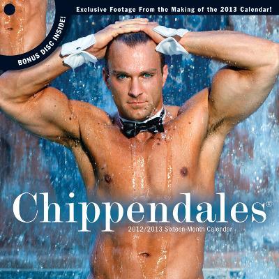 Chippendales - 2013 DVD Calendar