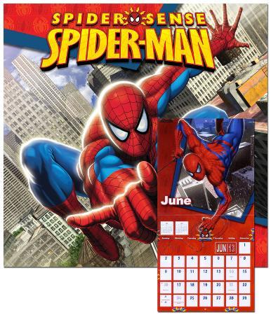 Spider-Man - Comic - 2013 Calendar