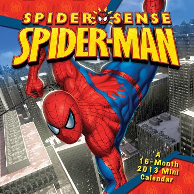Spider-Man Comic - 2013 Mini Calendar