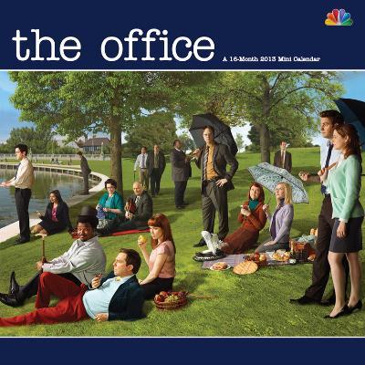 The Office - 2013 Mini Calendar