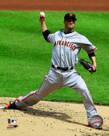 Ryan Vogelsong 2012 Action