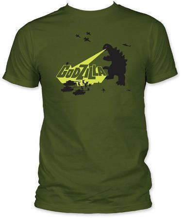 Godzilla - Army Men