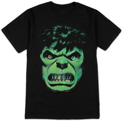 The Incredible Hulk - Angry Face
