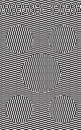 Mind Trip (Optical Illusion) Art Poster Print