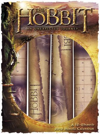 The Hobbit - 2013 Special Edition Calendar