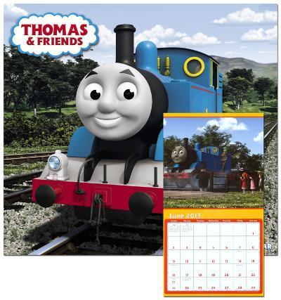 Thomas & Friends - 2013 Wall Calendar