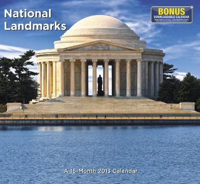 National Landmarks - 2013 Landmark Wall Calendar