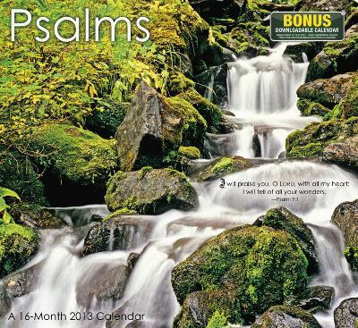 Psalms - 2013 Landmark Wall Calendar