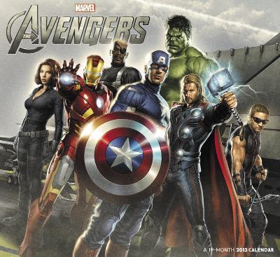 The Avengers - 2013 Wall Calendar