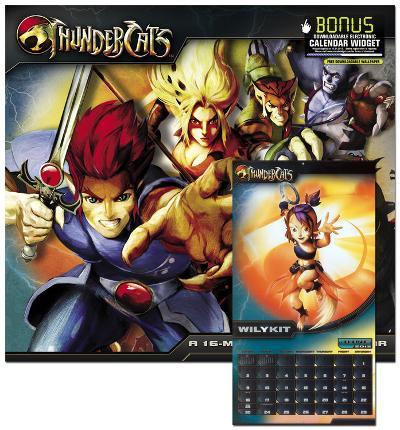 ThunderCats - 2013 Wall Calendar