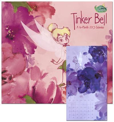 Tinker Bell - 2013 Wall Calendar