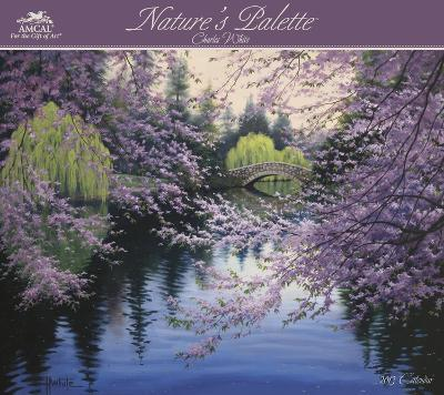 Charles White - Nature's Palette (TM) - 2013 Wall Calendar With Envelope