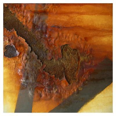 Rusty Graffiti III