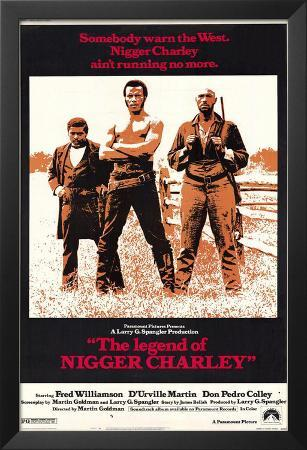 Legend of Nigger Charley