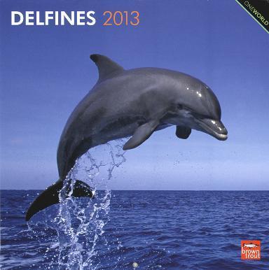 Delfines/Dolphins - 2013 Wall Calendar