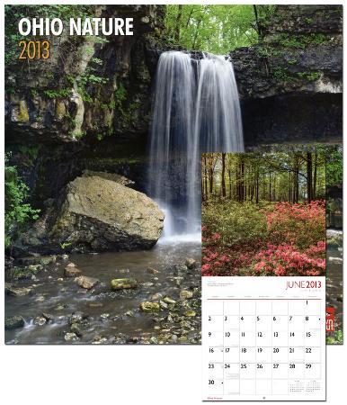 Ohio Nature - 2013 Wall Calendar