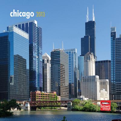 Chicago - 2013 Mini Calendar